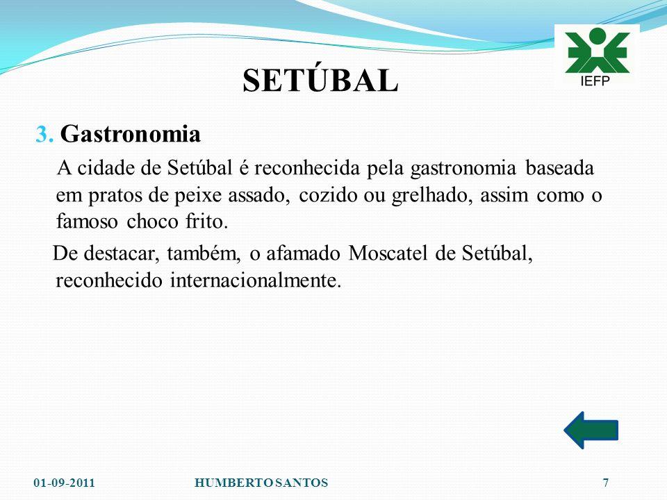 3. Gastronomia