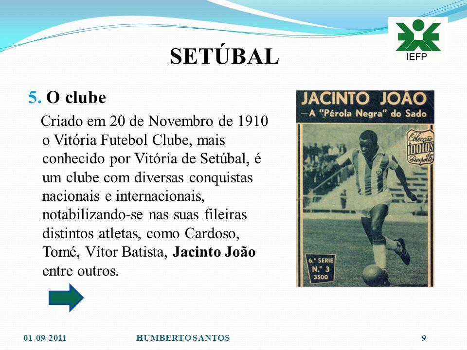5. O clube