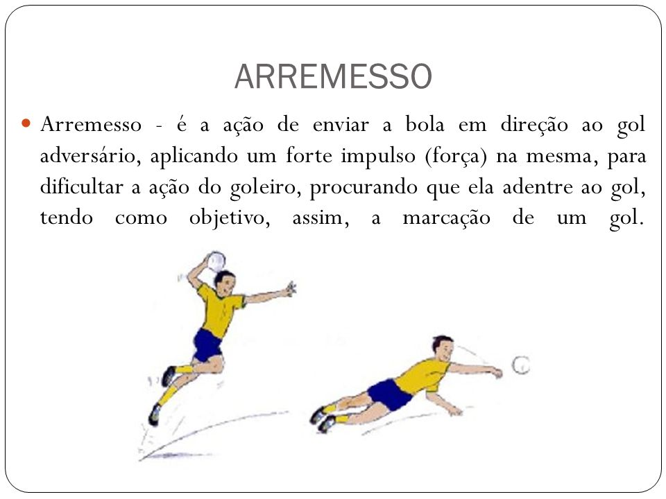 ARREMESSO