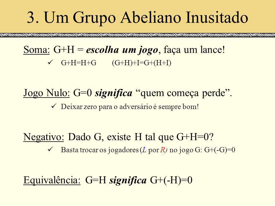 3. Um Grupo Abeliano Inusitado
