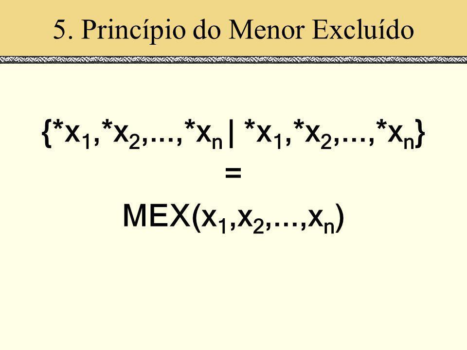 5. Princípio do Menor Excluído