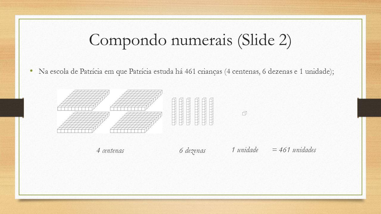 Compondo numerais (Slide 2)