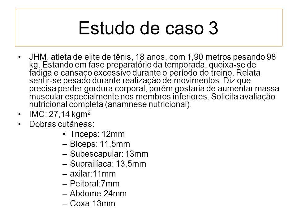 Estudo de caso 3