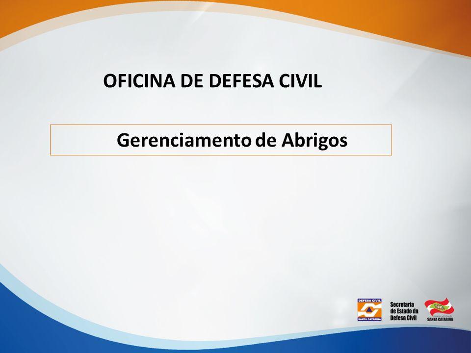 OFICINA DE DEFESA CIVIL