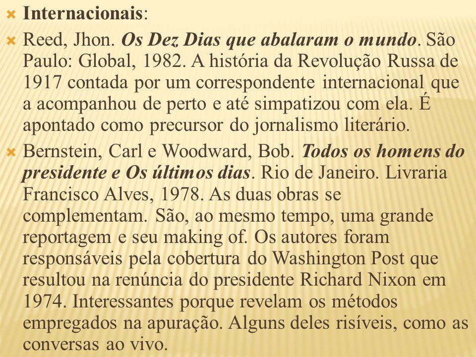 Internacionais: