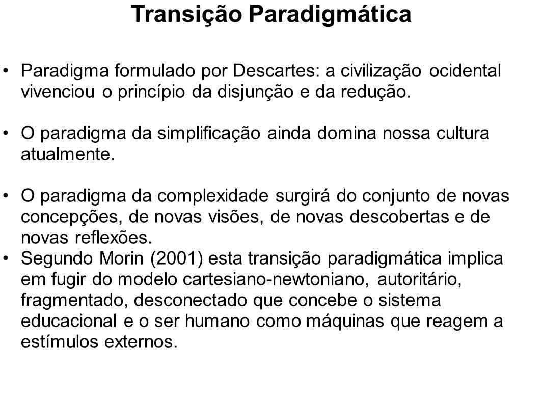 Transição Paradigmática