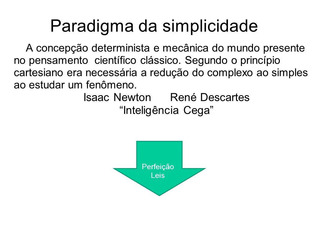 Paradigma da simplicidade