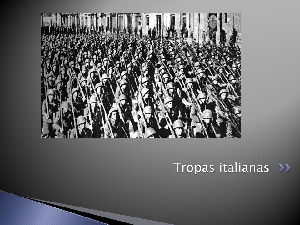 Tropas italianas