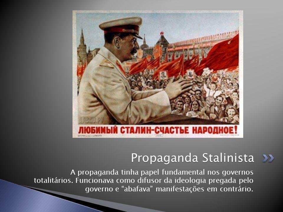 Propaganda Stalinista