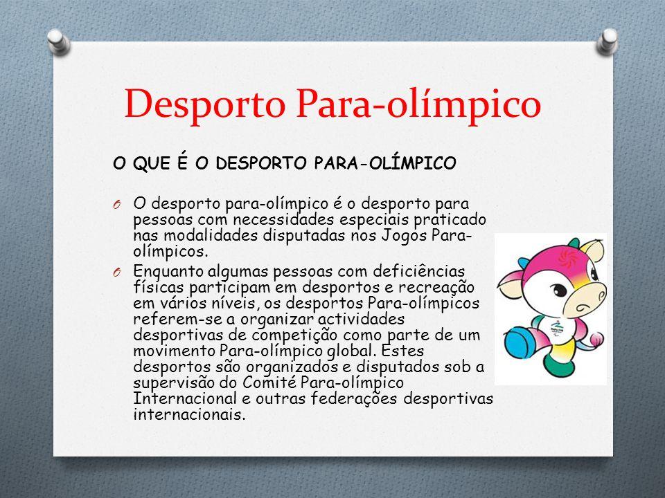 Desporto Para-olímpico