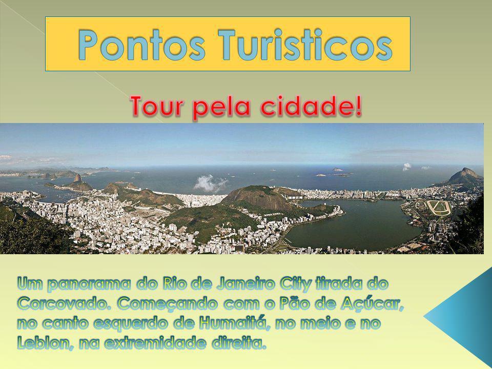 Pontos Turisticos Tour pela cidade!