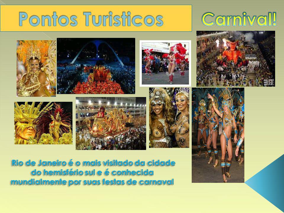 Pontos Turisticos Carnival!