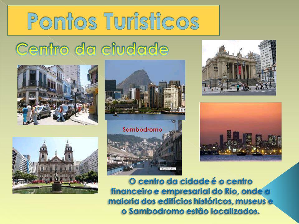 Pontos Turisticos Centro da ciudade
