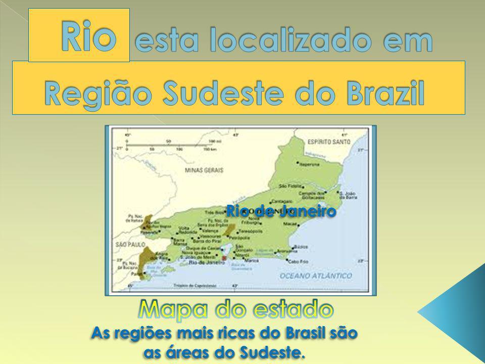 Região Sudeste do Brazil