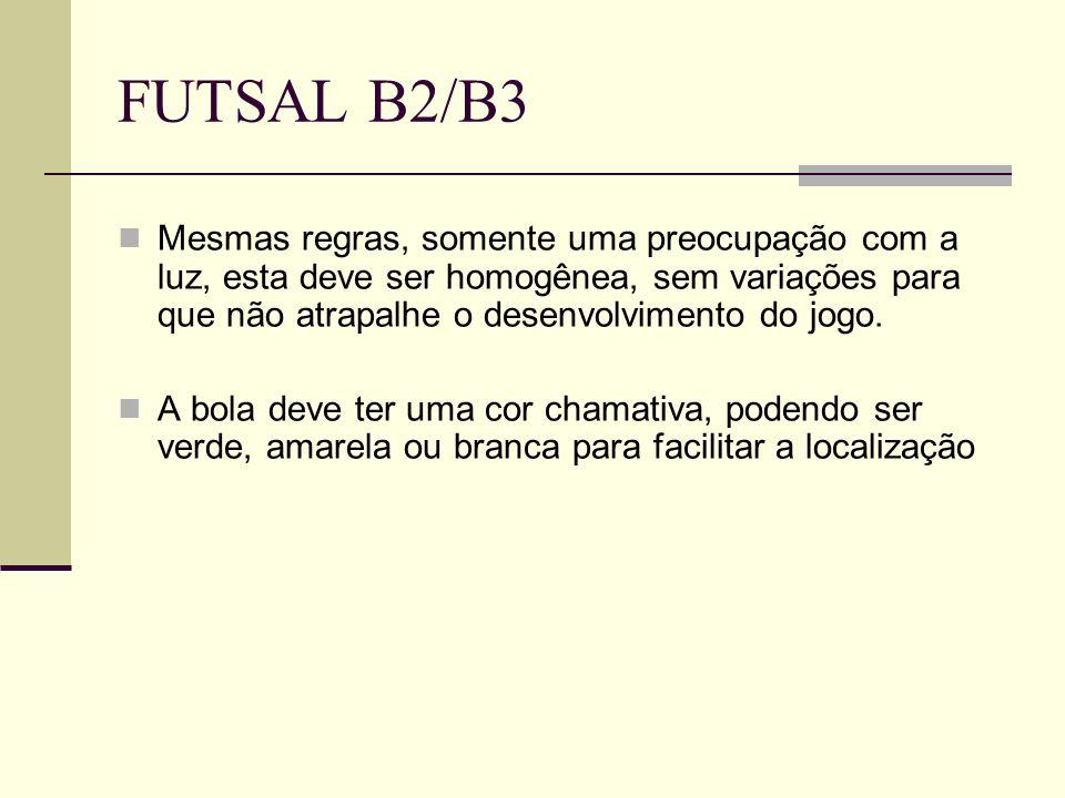 FUTSAL B2/B3