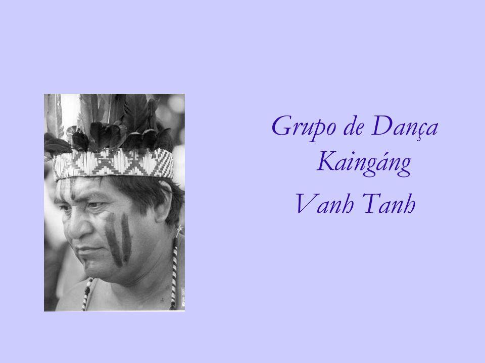 Grupo de Dança Kaingáng