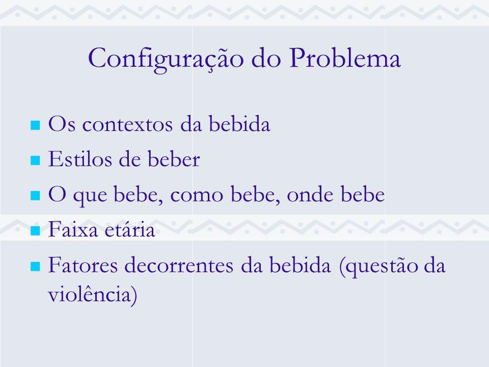 Configuração do Problema