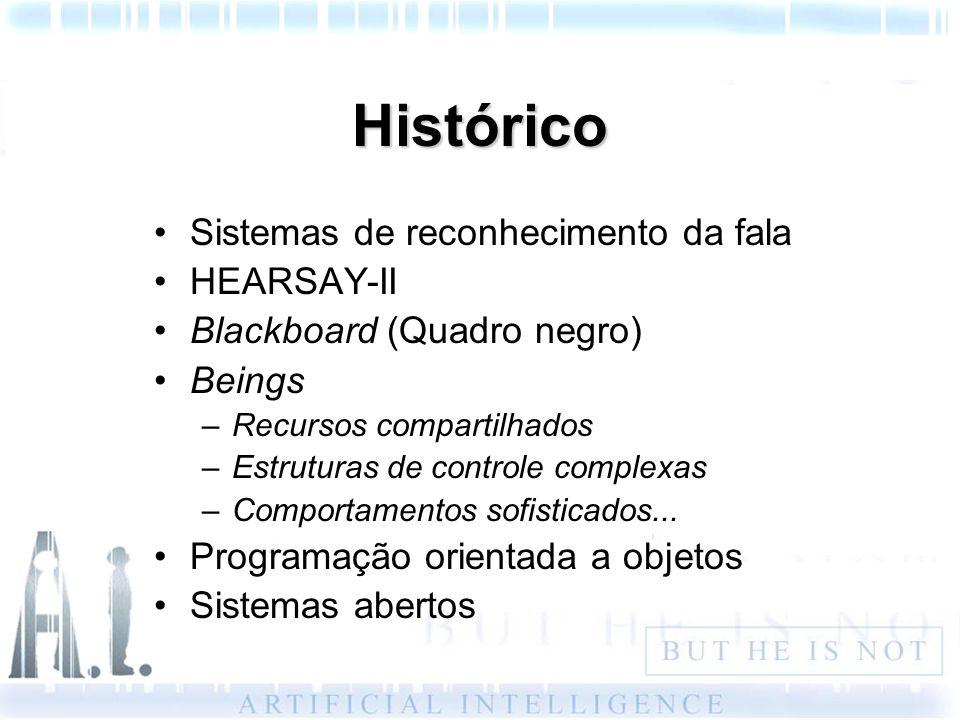 Histórico Sistemas de reconhecimento da fala HEARSAY-II
