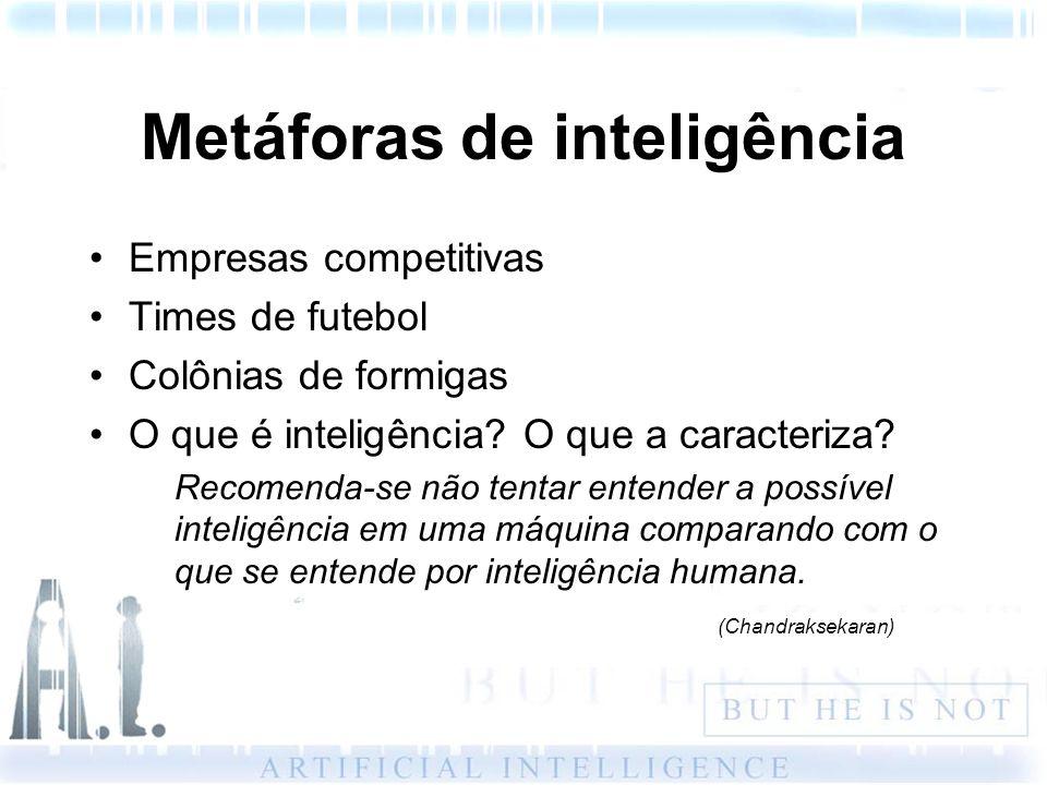 Metáforas de inteligência