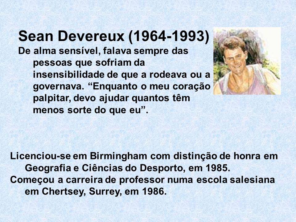 Sean Devereux (1964-1993)