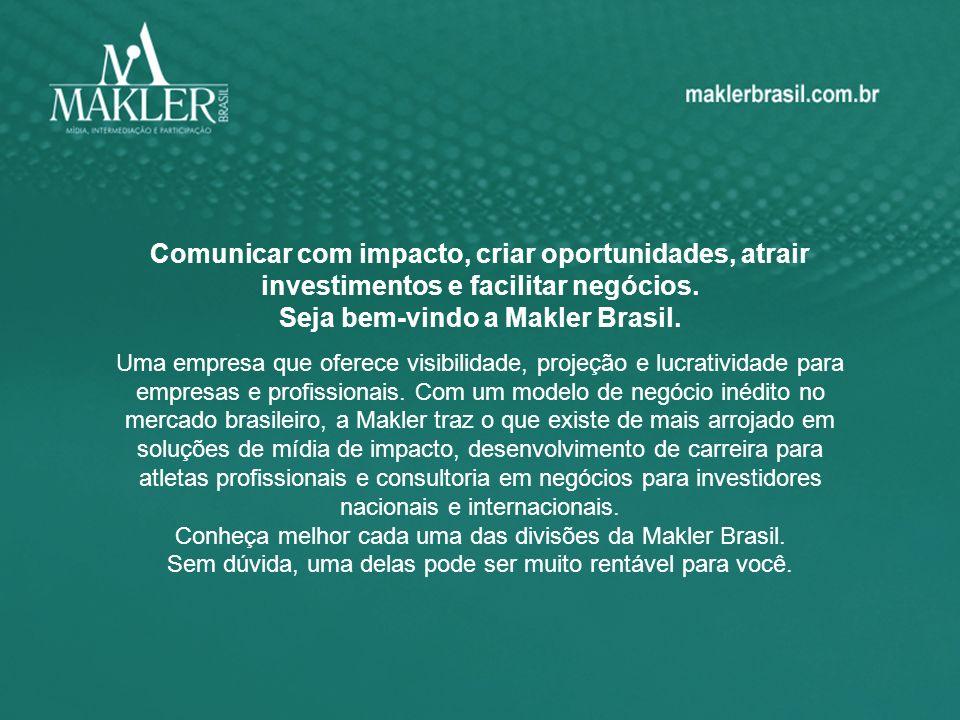 Comunicar com impacto, criar oportunidades, atrair investimentos e facilitar negócios. Seja bem-vindo a Makler Brasil.