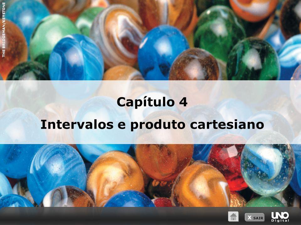 Intervalos e produto cartesiano