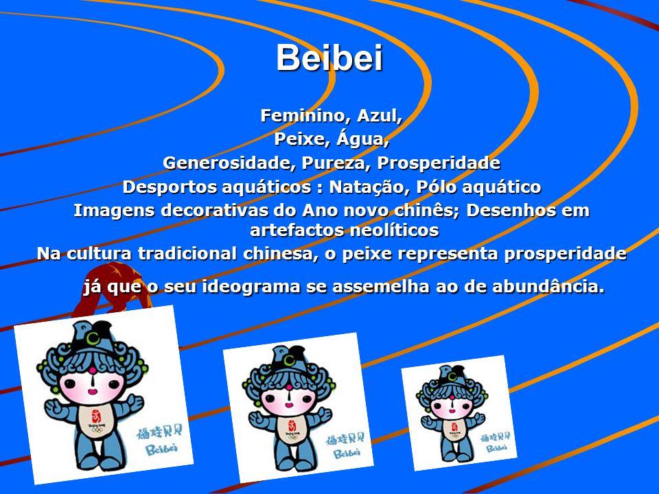 Beibei Feminino, Azul, Peixe, Água, Generosidade, Pureza, Prosperidade