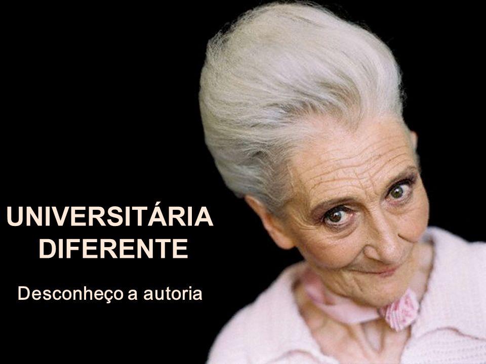 UNIVERSITÁRIA DIFERENTE