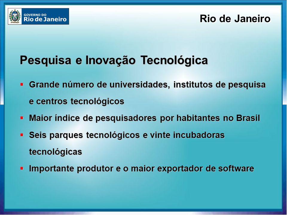 Pesquisa e Inovação Tecnológica