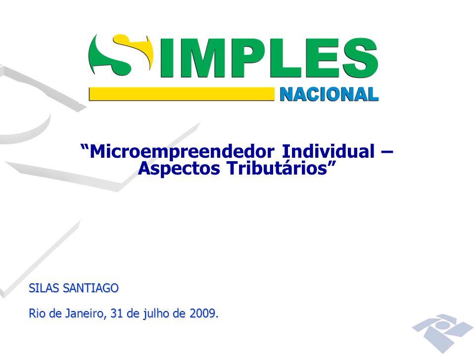 Microempreendedor Individual – Aspectos Tributários