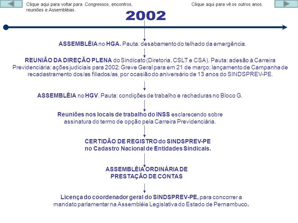 ASSEMBLÉIA ORDINÁRIA DE PRESTAÇÃO DE CONTAS