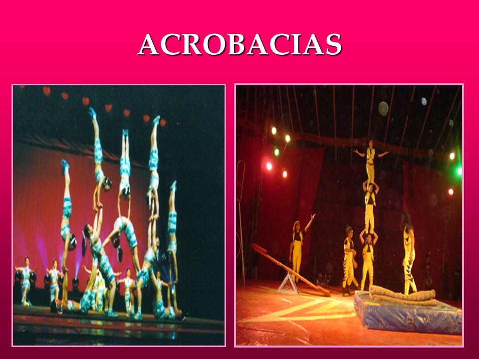 ACROBACIAS