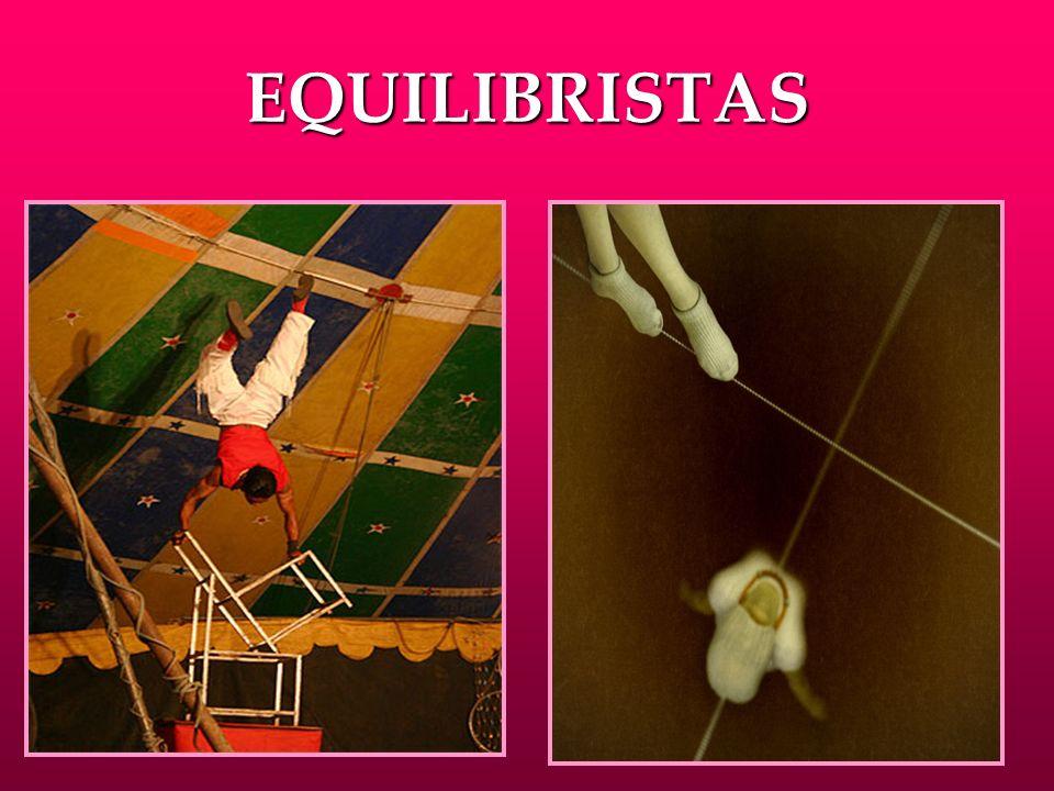 EQUILIBRISTAS