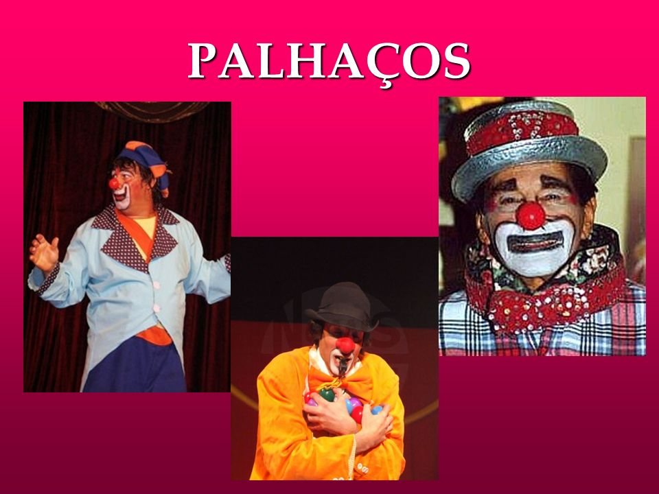 PALHAÇOS