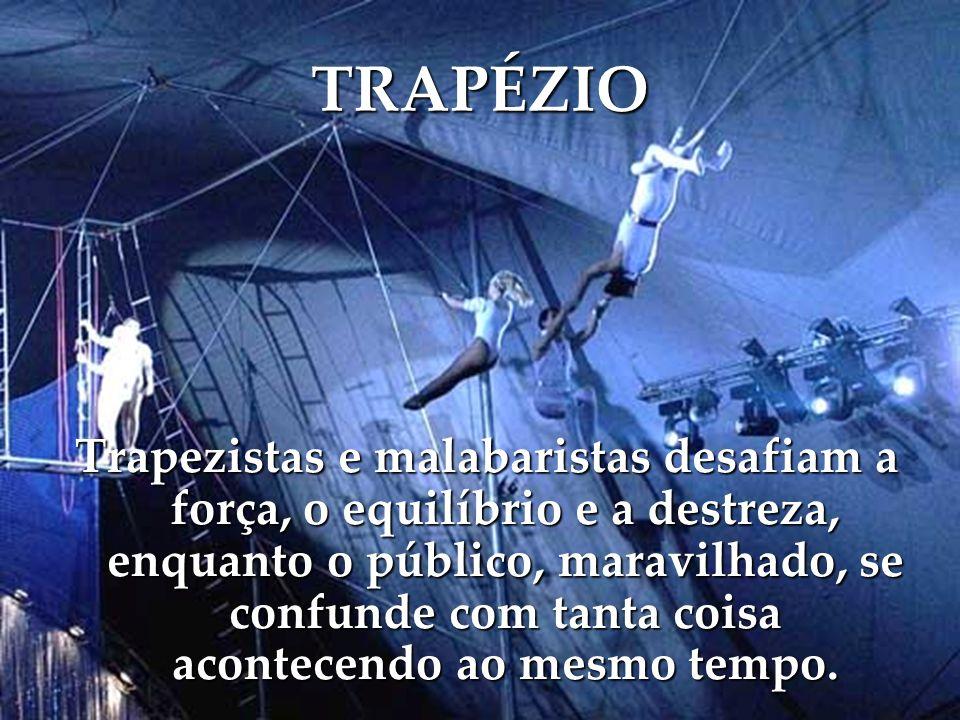 TRAPÉZIO