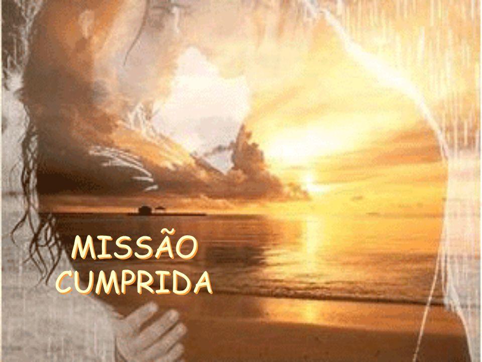 MISSÃO CUMPRIDA