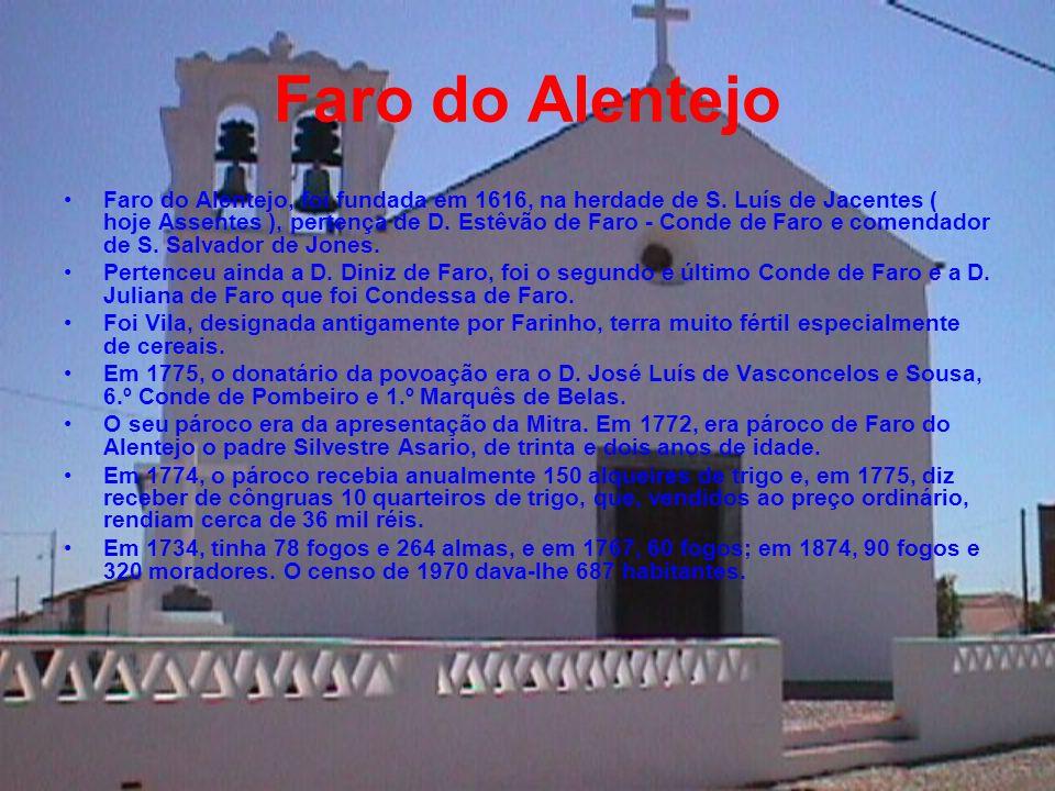 Faro do Alentejo