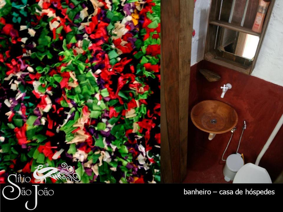 banheiro – casa de hóspedes