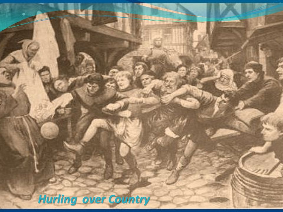 Hurling over Country