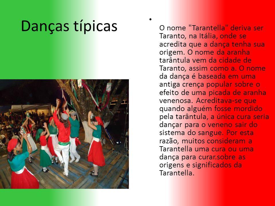 Danças típicas