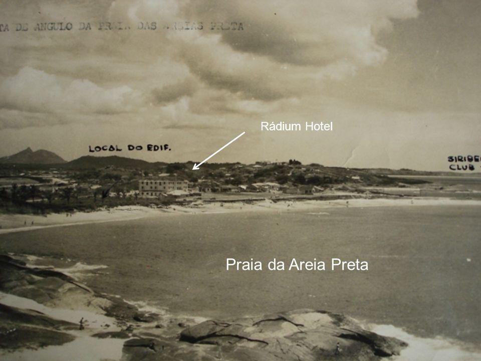 Rádium Hotel Praia da Areia Preta
