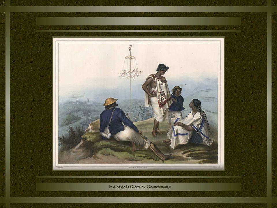 Indios de la Cierra de Guauchinango