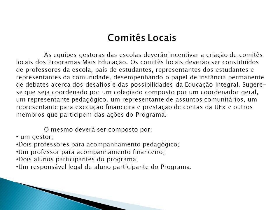 Comitês Locais