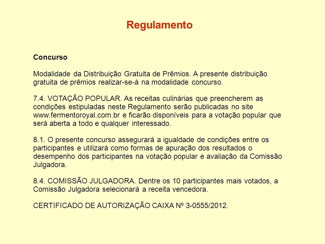 Regulamento Concurso.