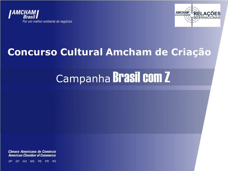 Concurso Cultural Amcham de Criação