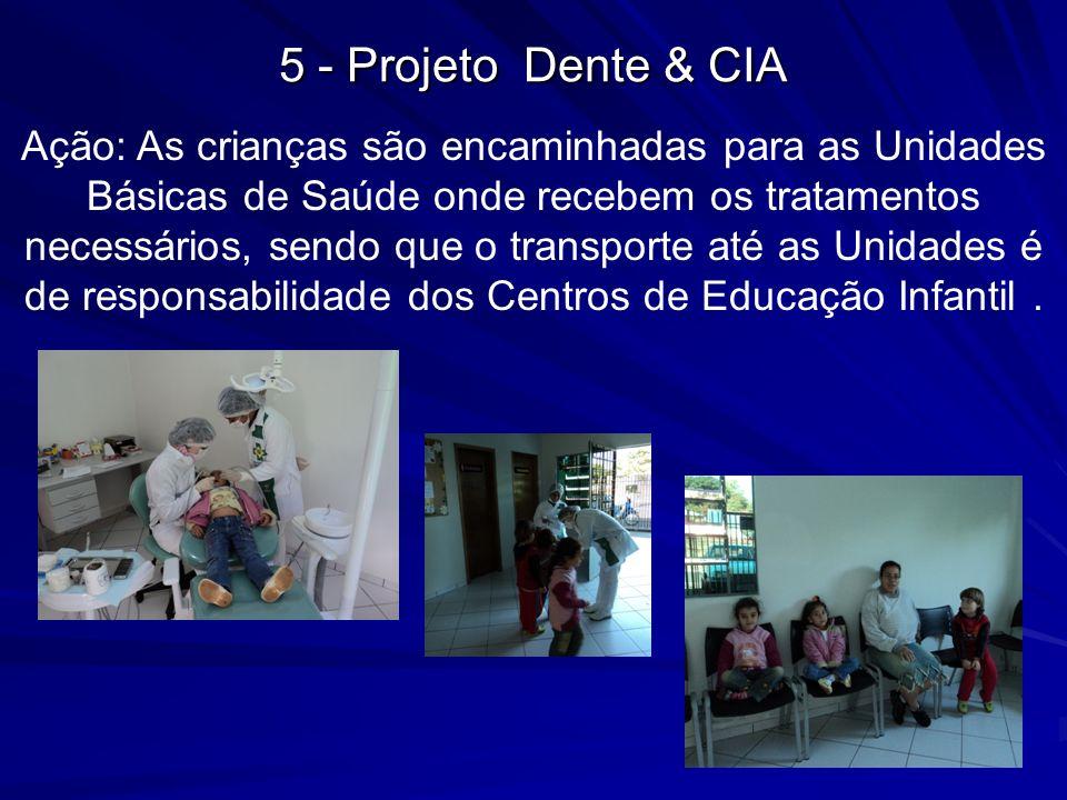 5 - Projeto Dente & CIA