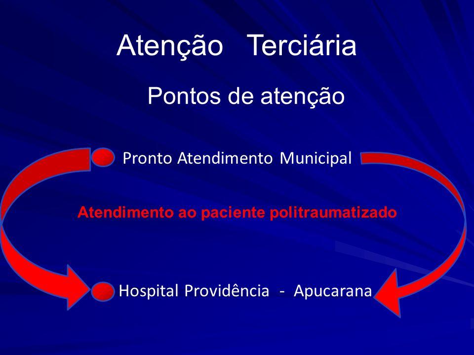 Atendimento ao paciente politraumatizado