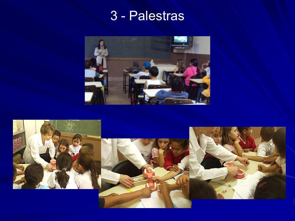 3 - Palestras