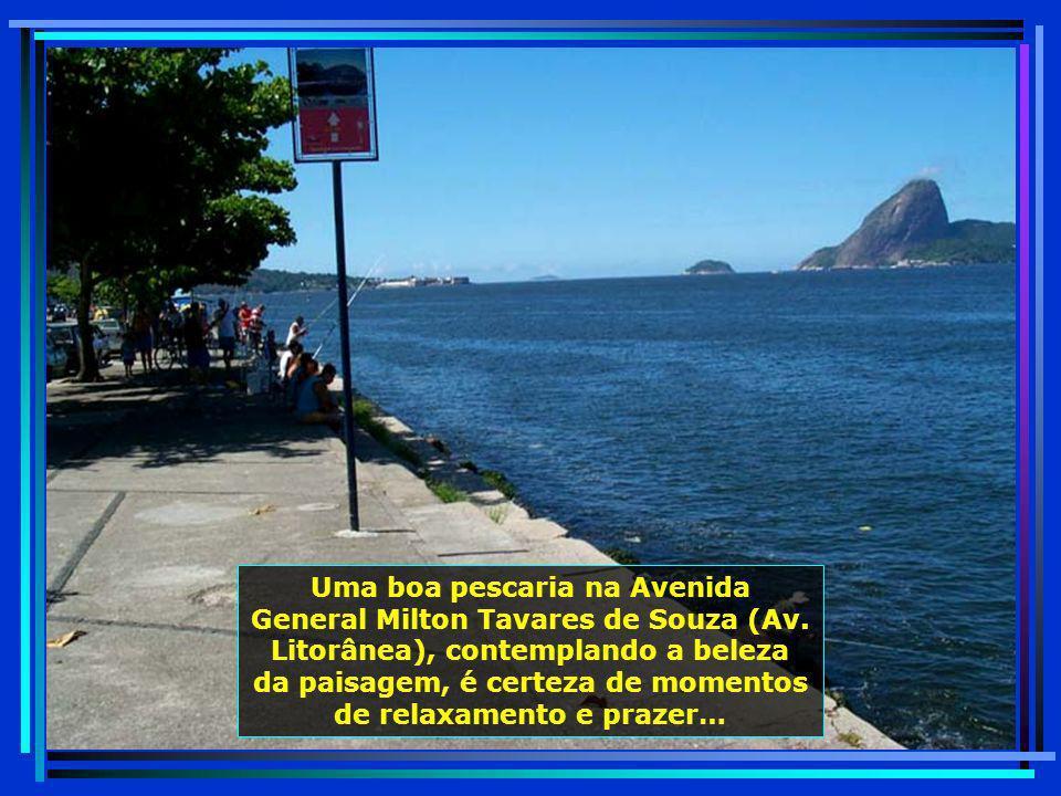 P0012305 - NITERÓI - VISTA DO MAR DA AV. DO CONTORNO-700
