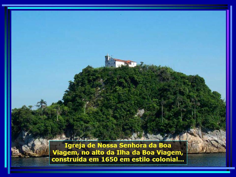 P0012402 - NITERÓI - IMAGENS DO CATAMARÂ - IGREJA DE N. S
